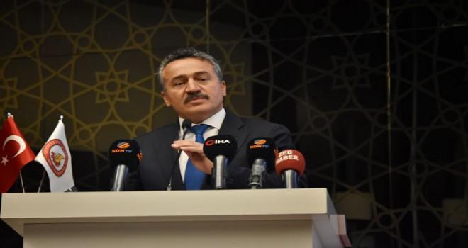 TÜSİAR Seydişehirlilere Mehmet Tutal'ı sordu