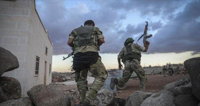 ÖSO'dan rejim güçlerinin saldırılarına misilleme
