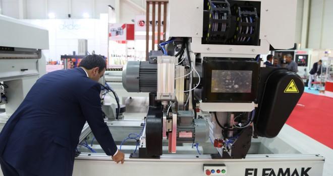 Konya'dan 10 ülkeye ahşap işleme makinesi