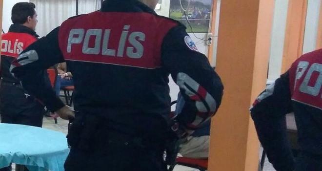 PKK şüphelisi asayiş uygulamasında yakalandı