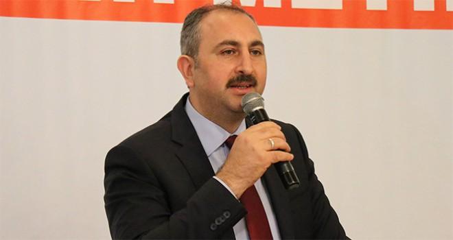 Adalet Bakanı Gül'den ABD'ye terörist Mazlum Kobani'nin iadesi çağrısı