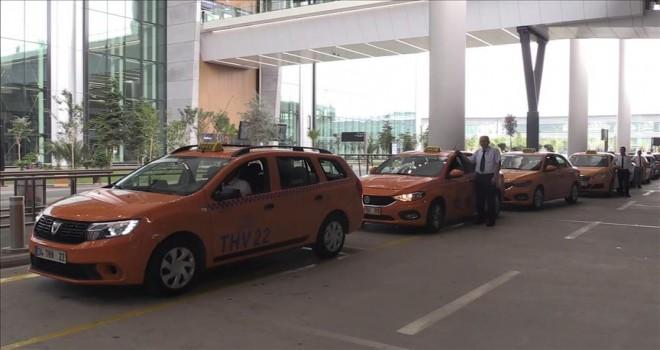 Uber kararı havalimanı taksicilerini sevindirdi