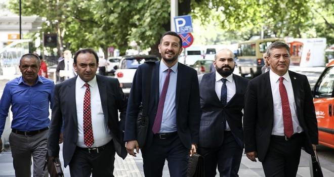 CHP  Gülen'in dosyasını inceliyor
