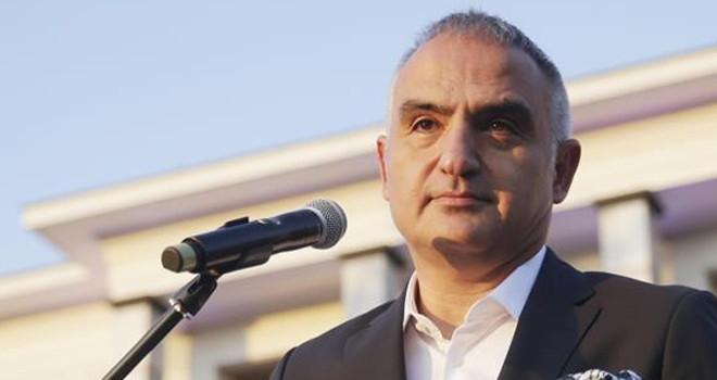 Kültür ve Turizm Bakanı Ersoy Batı Trakya'da