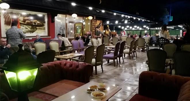 Tophane Nargile Kafe açıldı