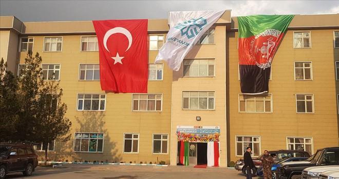 Türkiye Maarif Vakfı Afganistan'ın başkentine ilkokul açtı