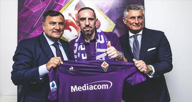 Ribery Fiorentina'da