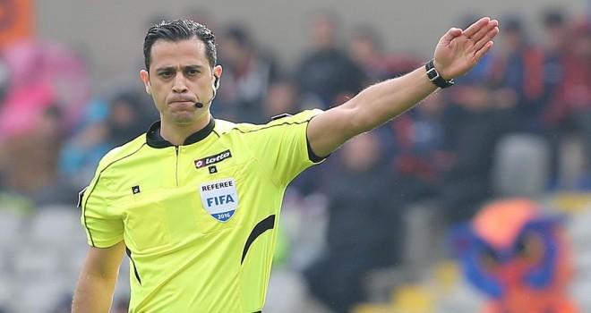 Antalyaspor-Konyaspor maçının hakemi açıklandı