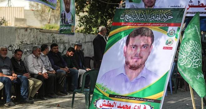 Filistinli bilim adamının naaşı Gazze'ye gelecek