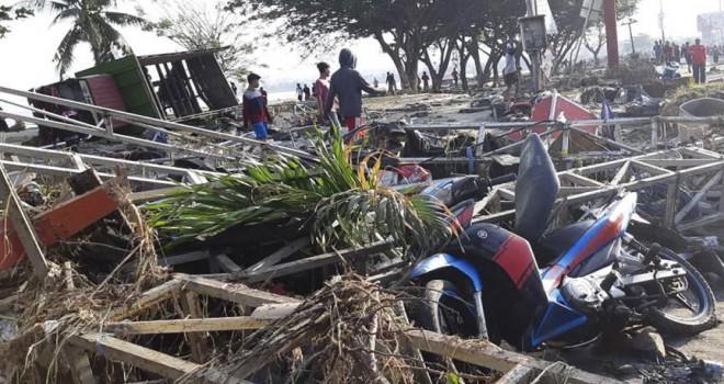 Endonezya'daki depremde 48 kişi öldü, 356 kişi yaralandı