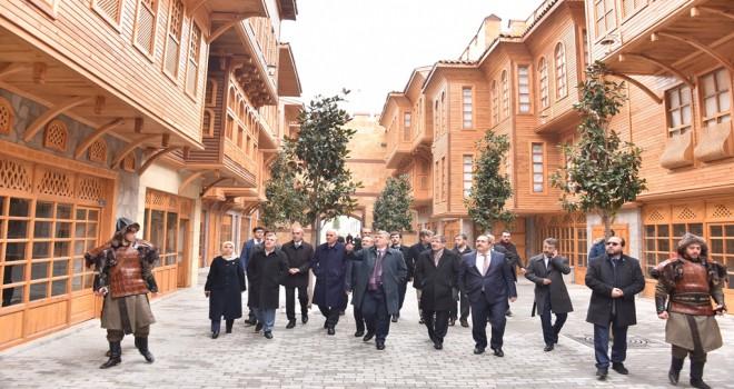 Konya'nın tarihi dokusu etkiledi