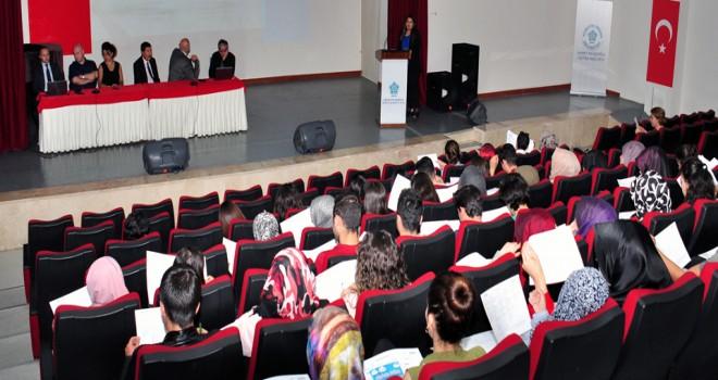 1'inci Moleküler BiyolojiÇalıştayı NEÜ'de Yapıldı