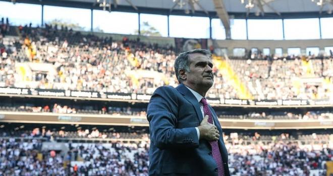 Şenol Güneş, Beşiktaş ile ligde 'dalya' diyecek