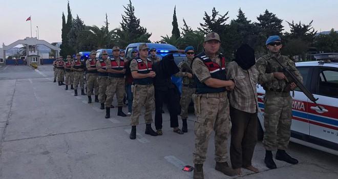 2 askerin şehit edilmesi olayına karışan teröristler yakalandı