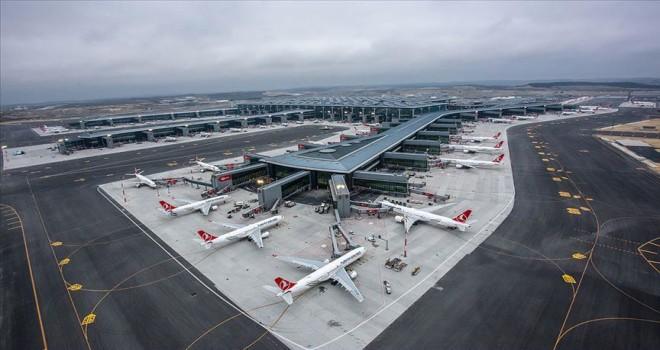 İstanbul Havalimanı, anlaşma yaptı