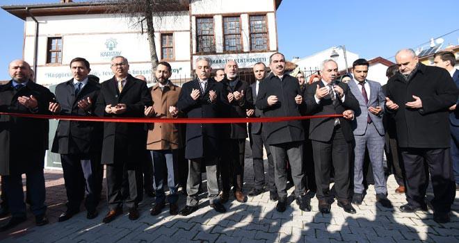 Karatay Kent Konseyi açıldı