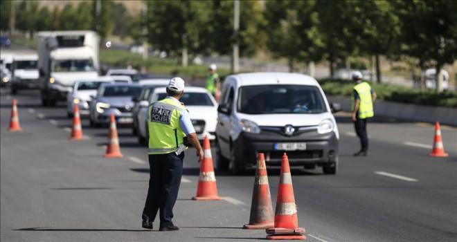 Trafik cezalarını artıran kanun yürürlükte