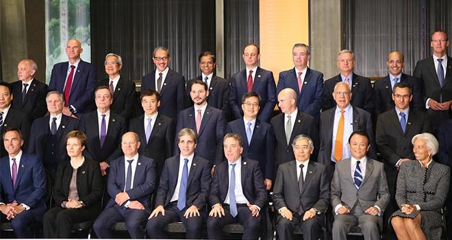 G20'den ticaret  karşıtı mesaj çıkmadı