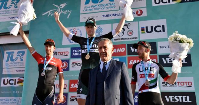 'Konya, Cumhurbaşkanlığı Bisiklet Turu'na hazır'