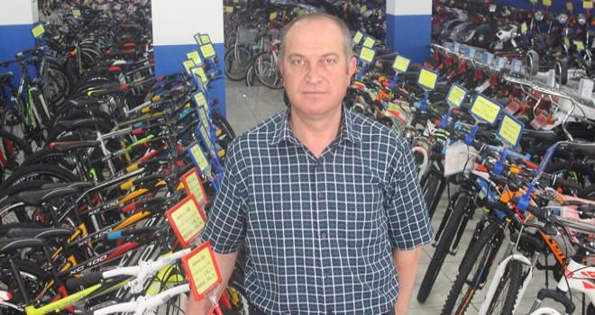 'Bisiklete binmek milli gelire katkı sağlar'
