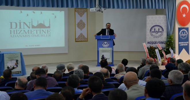 'Din görevlisi insanları bölmez, parçalamaz'