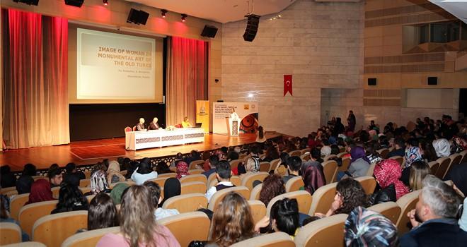 Türk Sanatı, Tarihi ve  Folkloru Kongresi başladı
