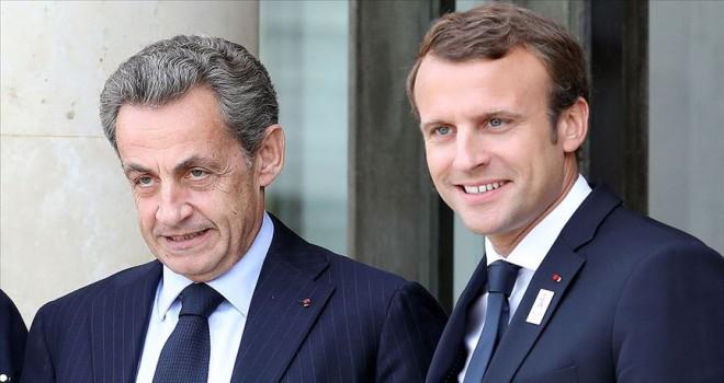 Le Figaro: Macron Sarkozy'nin etkisinde kalıyor