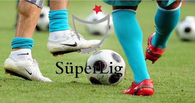 Süper Lig'de 12. hafta heyecanı yarın başlıyor