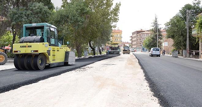 Prestij Caddeler  İlçelere değer katıyor