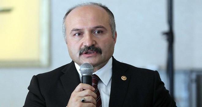 MHP Grup Başkanvekili Usta: 2018 yılında da MHP, elini taşın altına koymaktan çekinmeyecektir