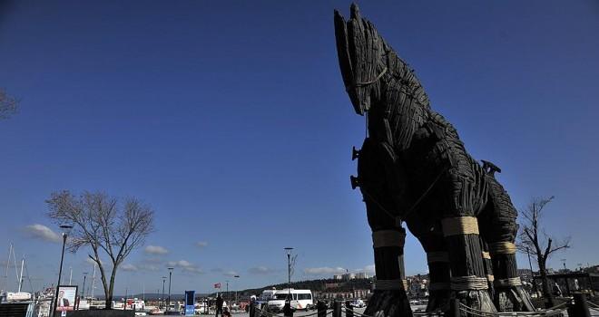 Türkiye ITB'ye 'Truva Atı' ile gidecek