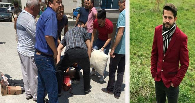 Beyşehir'de cinayet