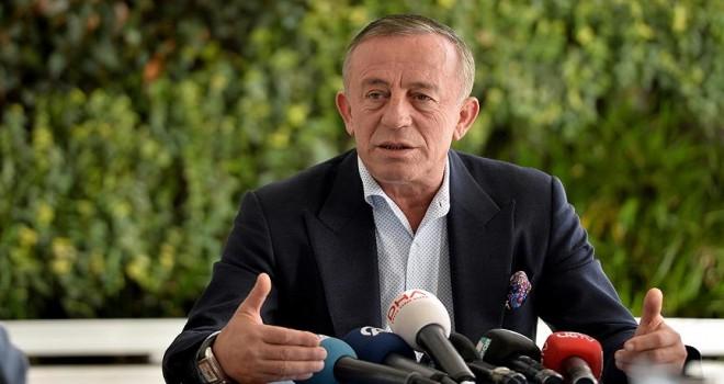 Ağaoğlu'ndan : En az borç açıklaması