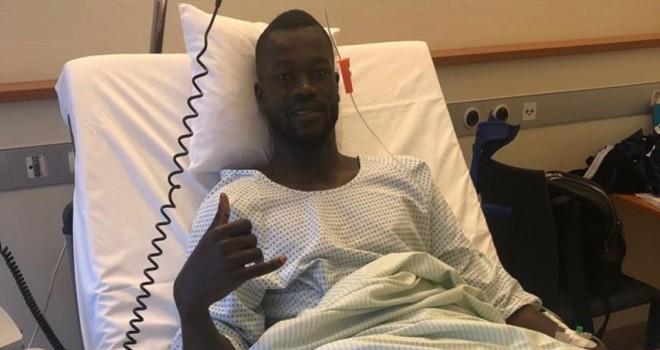 A.Konyasporlu Diagne ameliyat oldu
