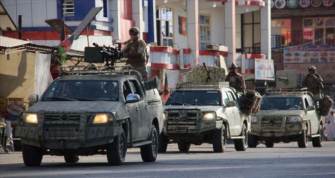 Afganistan'da seçim günü 68 saldırı düzenlendi