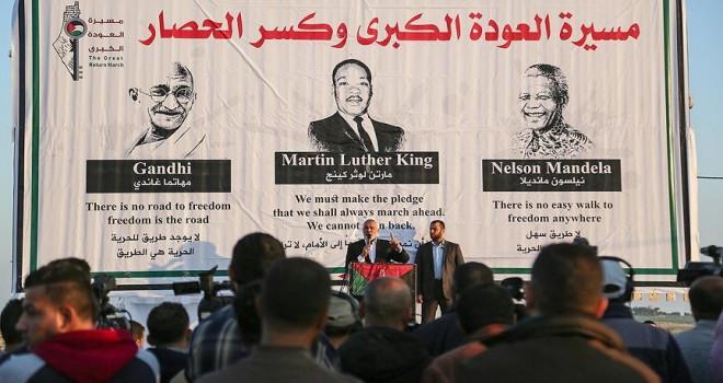 Büyük Dönüş Yürüyüşü müzakerelerde yeni bir sayfa açtı
