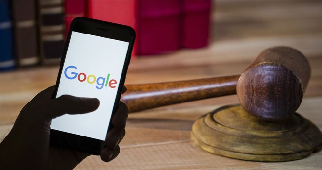 AB'den Google'a 1,49 milyar avro para cezası