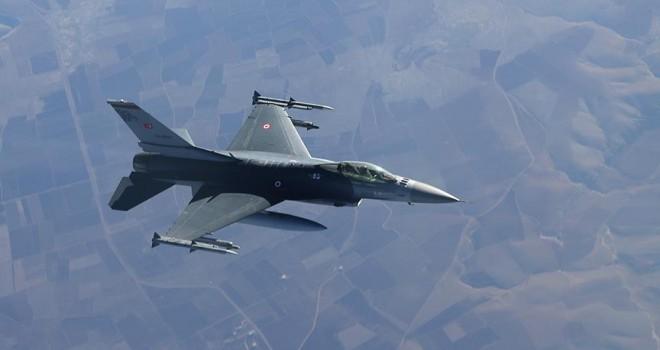 TSK'den Afrin'e hava operasyonu