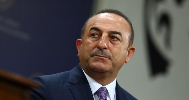 Dışişleri Bakanı Çavuşoğlu: Askerimizin güvenliği için ne gerekiyorsa yaparız