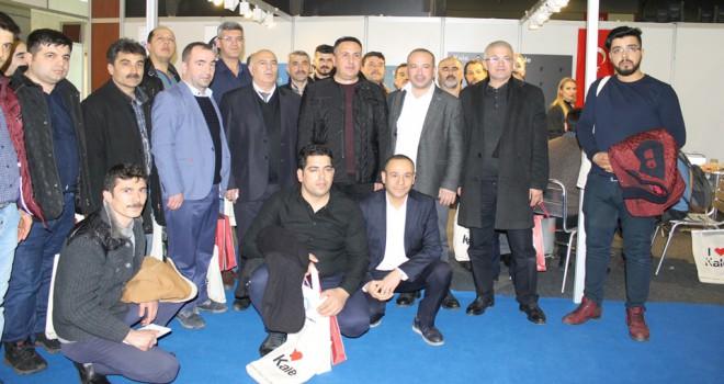 Sıhhı tesisatçılarCNR EXPO'da
