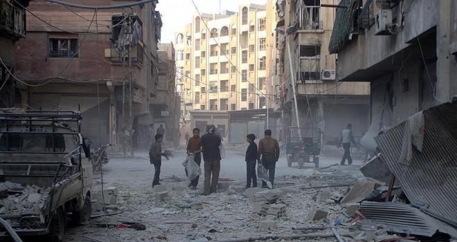 Suriye'de geçen ay bine yakın sivil hayatını kaybetti