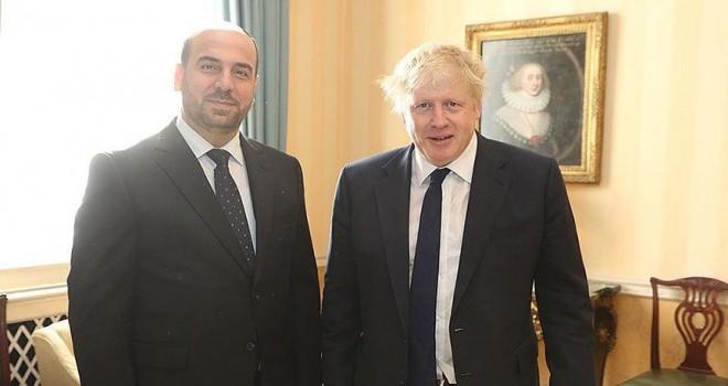 Suriye Müzakere Heyeti Başkanı Hariri Londra'da