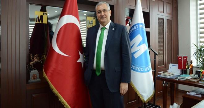 SMMMO Başkanı Özselek'ten 19 Mayıs mesajı