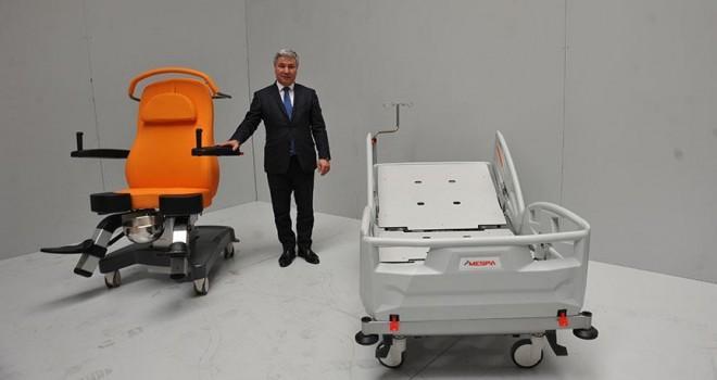 Gaziantep'ten 89 ülkeye medikal ürün ihracatı