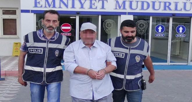 80'lik binbir surat Aksaray'da yakalandı