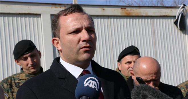 Kuzey Makedonya'da 15 FETÖ üyesinin iade işlemleri sürüyor
