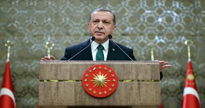 Cumhurbaşkanı Erdoğan: Kudüs kararının iptali için BM nezdinde girişimler başlatıyoruz
