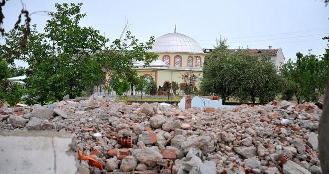Depremin vurduğu camiler 'hayırla' ayağa kalkacak