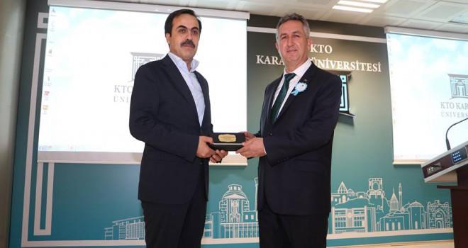 KTO Karatay'da, yeni akademik yılı heyecanı