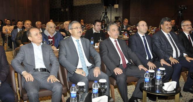 KOP'ta Girişim Projesi  lansman toplantısı yapıldı